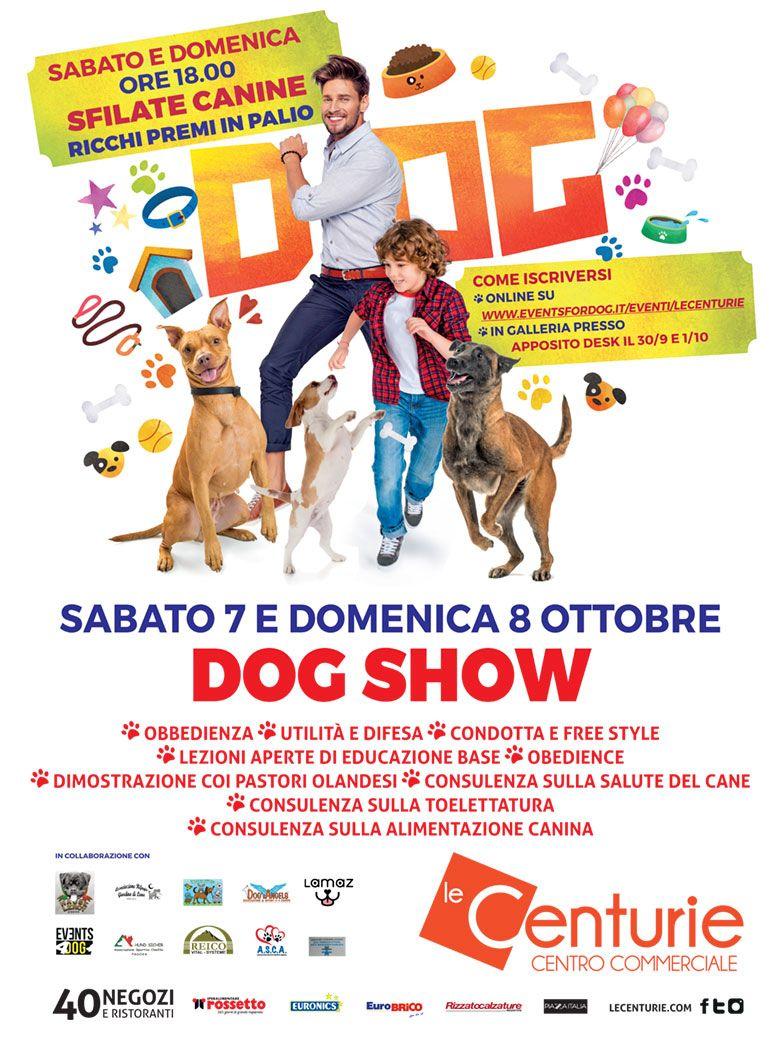 Dog Show al Centro commerciale