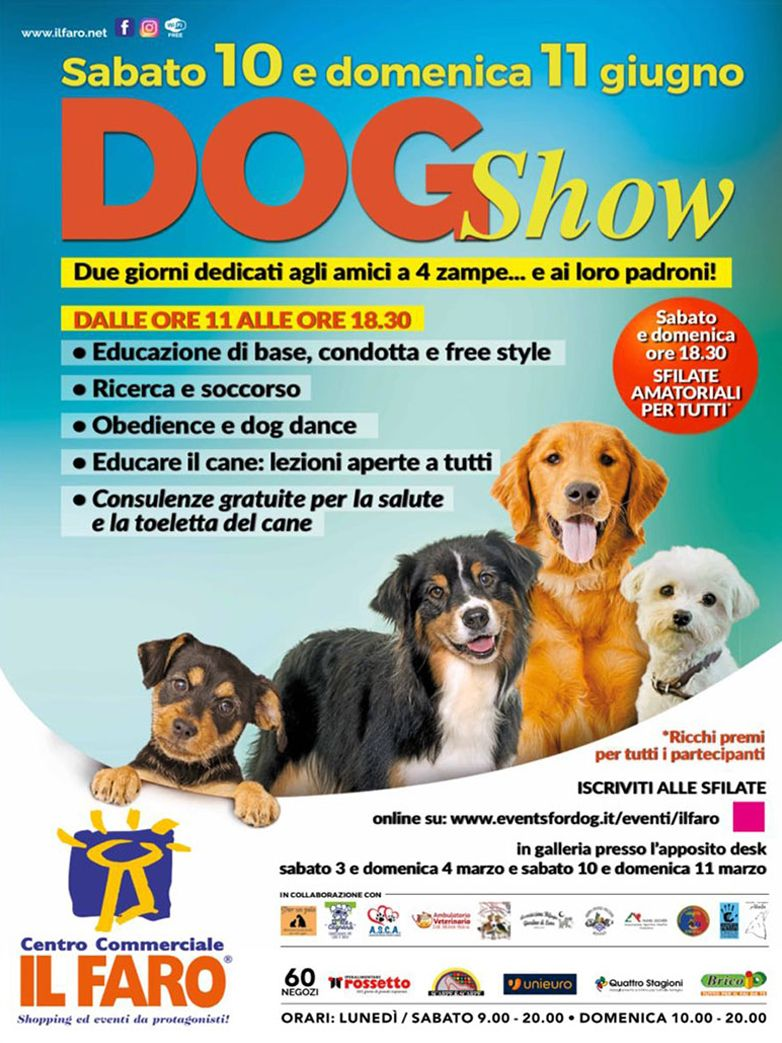 Dog Show a Giacciano con Baruchella (RO) - Due ...